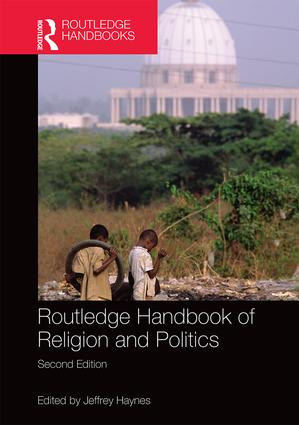 Routledge Handbook of Religion and Politics, 2nd ed.